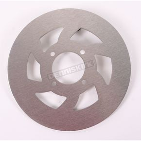 Moose Mud-Proof Solid Rear Disc Rotor - M051-1410