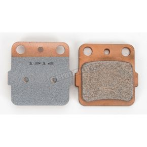 DP Brakes SDP Pro MX Sintered Metal Brake Pads - SDP811