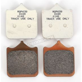 DP Brakes DP Racing Sintered Race Brake Pads - RDP638