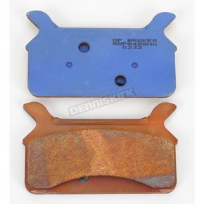 High Friction HH+ Sintered Metal Brake Pads - SDP845SNX