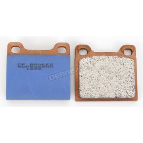DP Brakes High Friction HH+ Sintered Metal Brake Pads - SDP846SNX