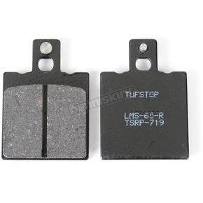 TufStop Heavy-Duty Ceramic Brake Pads - TSRP719
