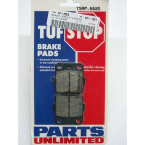 TufStop Sintered Metal Brake Pad - TSRP668S
