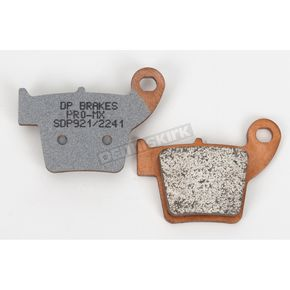 DP Brakes SDP Pro MX Sintered Metal Brake Pads - SDP921MX