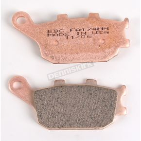 EBC Double-H Sintered Metal Brake Pads - FA174HH