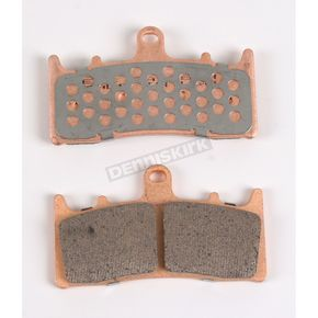 EBC Double-H Sintered Metal Brake Pads - FA188HH