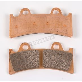 EBC Double-H Sintered Metal Brake Pads - FA190HH