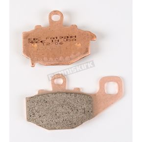 EBC Double-H Sintered Metal Brake Pads - FA192HH