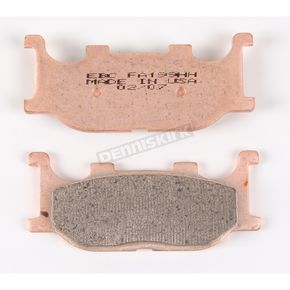 EBC Double-H Sintered Metal Brake Pads - FA199HH