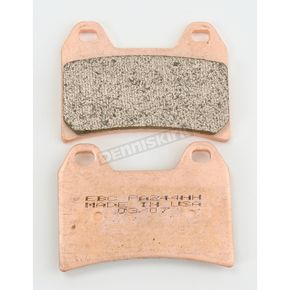 EBC Double-H Sintered Metal Brake Pads - FA244HH