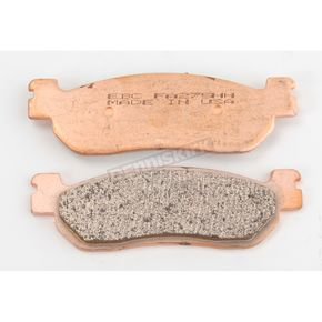 EBC Double-H Sintered Metal Brake Pads - FA275HH