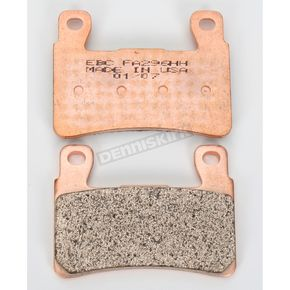 EBC Double-H Sintered Metal Brake Pads - FA296HH