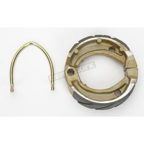 EBC Sintered Metal Grooved Brake Shoes - 346G