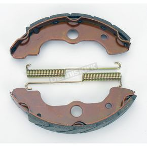 EBC Sintered Metal Grooved Brake Shoes - 347SG