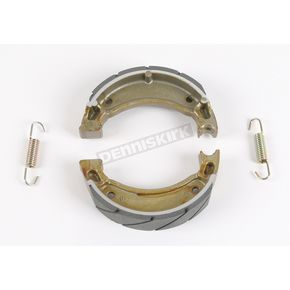 EBC Sintered Metal Grooved Brake Shoes - 503G