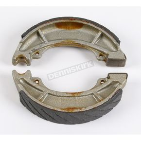 EBC Sintered Metal Grooved Brake Shoes - 508G