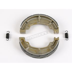 EBC Sintered Metal Grooved Brake Shoes - 306G
