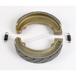 EBC Sintered Metal Grooved Brake Shoes - 315G