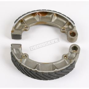 EBC Sintered Grooved Brake Shoes - 316G
