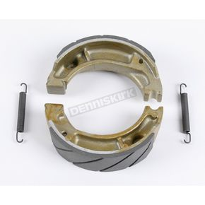 EBC Sintered Metal Grooved Brake Shoes - 323G