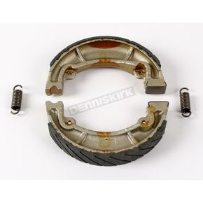 EBC Sintered Metal Grooved Brake Shoes - 331G