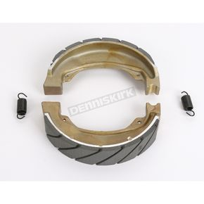 EBC Sintered Metal Grooved Brake Shoes - 340G