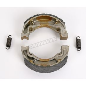 EBC Sintered Metal Grooved Brake Shoes - 603G