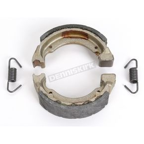 EBC Sintered Metal Grooved Brake Shoes - 614G