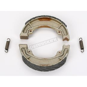 Sintered Metal Grooved Brake Shoes - 618G
