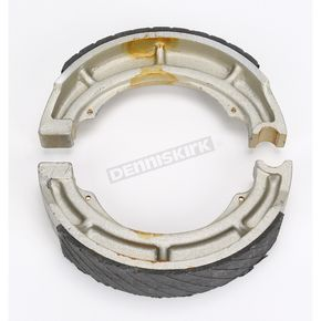EBC Sintered Metal Grooved Brake Shoes - 626G