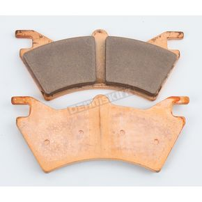 EBC Long-Life Sintered R-Series Brake Pads - FA313R