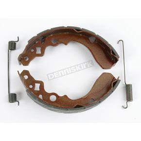 EBC Sintered Metal Grooved Brake Shoes - 628G