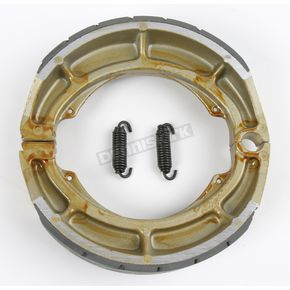 EBC Sintered Metal Grooved Brake Shoes - 634G