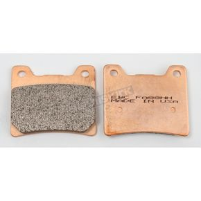 EBC Double-H Sintered Metal Brake Pads - FA88HH