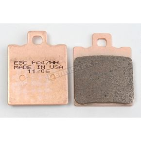 EBC Double-H Sintered Metal Brake Pads - FA47HH