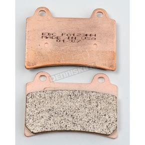 EBC Double-H Sintered Metal Brake Pads - FA123HH