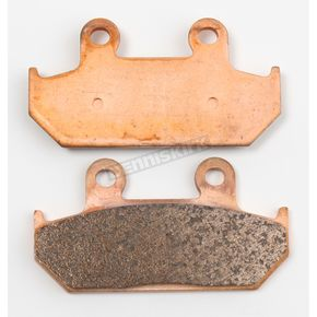 EBC Double-H Sintered Metal Brake Pads - FA124HH