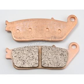 EBC Double-H Sintered Metal Brake Pads - FA142HH