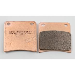 EBC Double-H Sintered Metal Brake Pads - FA146HH