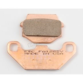 EBC SV Severe Duty Sintered Metal Brake Pads - FA128SV