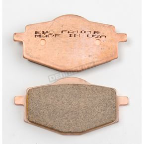 EBC Long-Life Sintered R-Series Brake Pads - FA101R