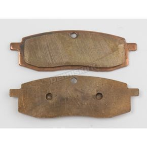 EBC Long-Life Sintered R-Series Brake Pads - FA105R