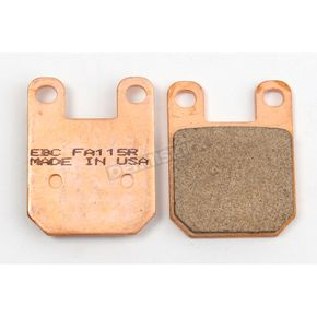 EBC Long-Life Sintered R-Series Brake Pads - FA115R