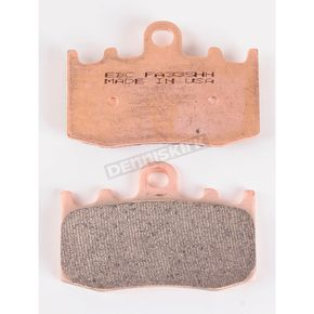 EBC Double-H Sintered Metal Brake Pads - FA335HH