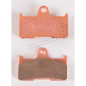 EBC SV Severe Duty Sintered Metal Brake Pads - FA344SV