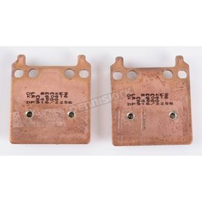 DP Brakes Sintered Metal Brake Pads - DP916