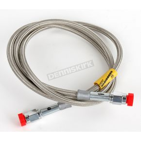 Goodridge DOT Stainless Steel Universal Brake Line - D-30343