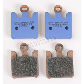 DP Brakes DP Sport HH+ Supersport Sintered Brake Pads - SDP942HH