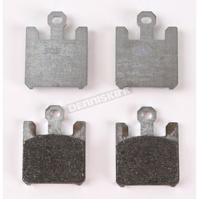 SBS Racing Dual Carbon Brake Pads - 788DC