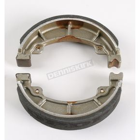 DP Brakes Asbestos Free Sintered Metal Brake Shoes - 9201